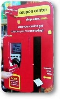 Always Scan Your CVS Card at The Magic Coupon Machine