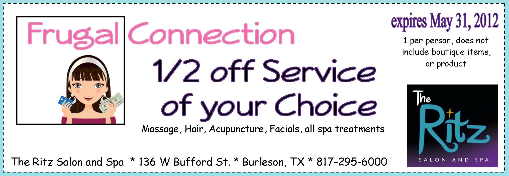 The ritz salon and spa coupon burleson tx for Ikea grand prairie opening date