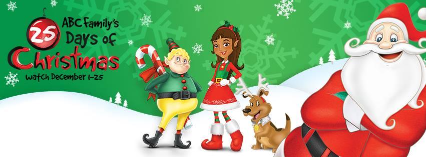 Abc Family Christmas.Watch 25 Days Of Christmas On Abc Family