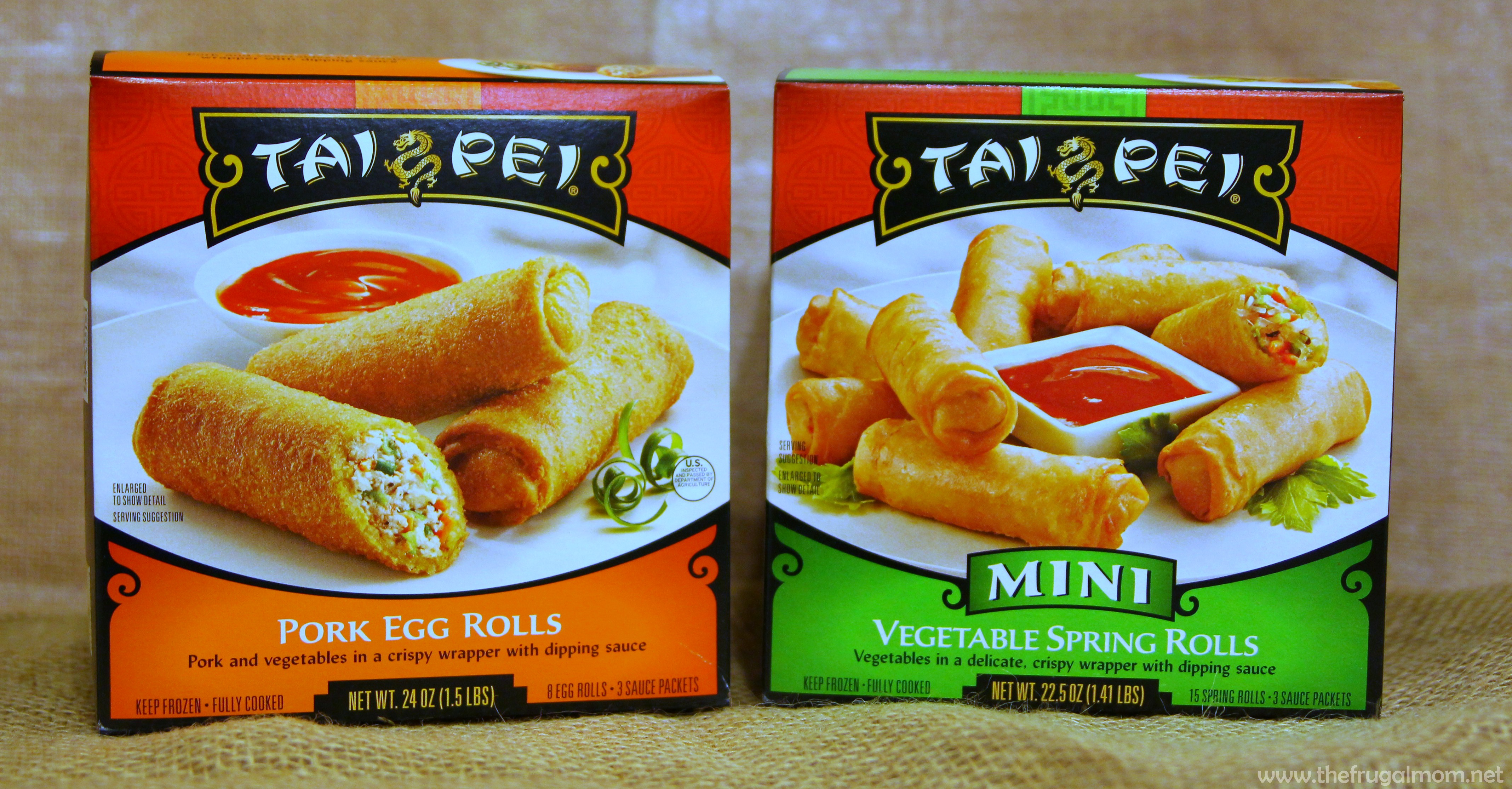 Compliment Egg Rolls With An Asian Sweet Plum Dipping Sauce