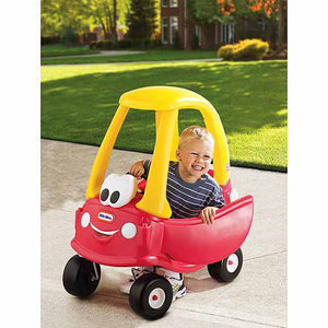 Little Tikes Cozy Coupe!
