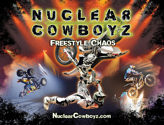 Nuclear Cowboyz: Ticket Information & Giveaway!