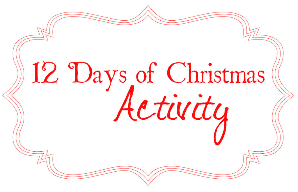 12 days of christmas activities search results calendar 2015. Black Bedroom Furniture Sets. Home Design Ideas
