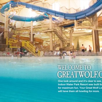 Spa & Splash at Great Wolf Lodge in Grapevine!