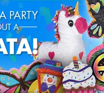 $5 Off Pinata at Party City!