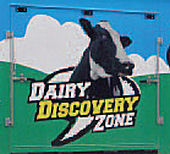 Family Fun at the @DairyMax Dairy Discovery Zone!  #TXStateFair