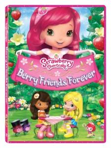Strawberry Shortcake DVD