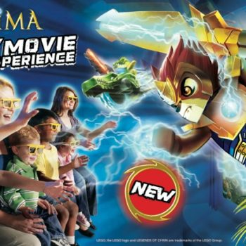 Legends of Chima Comes to Life at Legoland Discovery Center