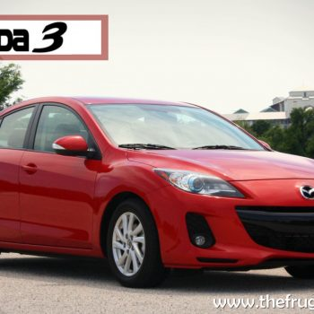 Take a Look at the Mazda3 i Grand Touring