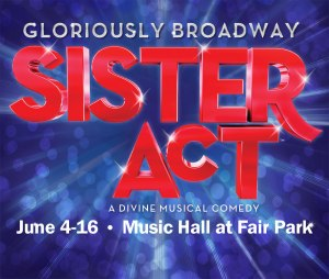 Sister Act Broadway