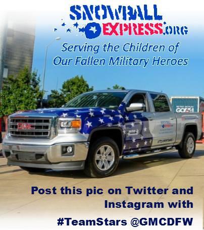GMC Hashtag Challenge