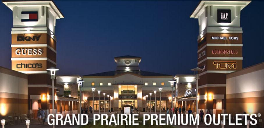 grand prairie outlets