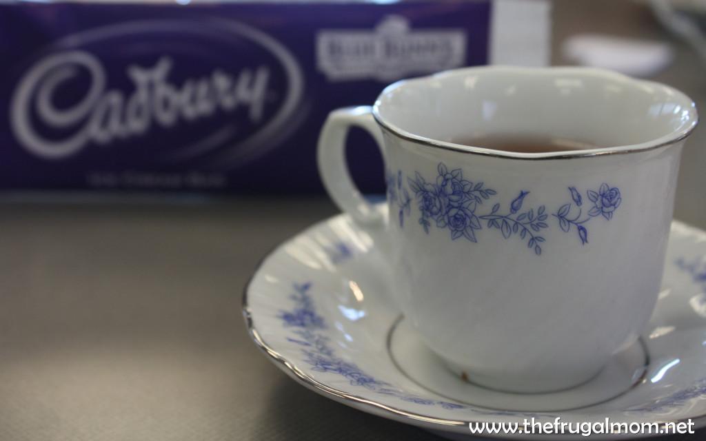 Cadbury High Tea
