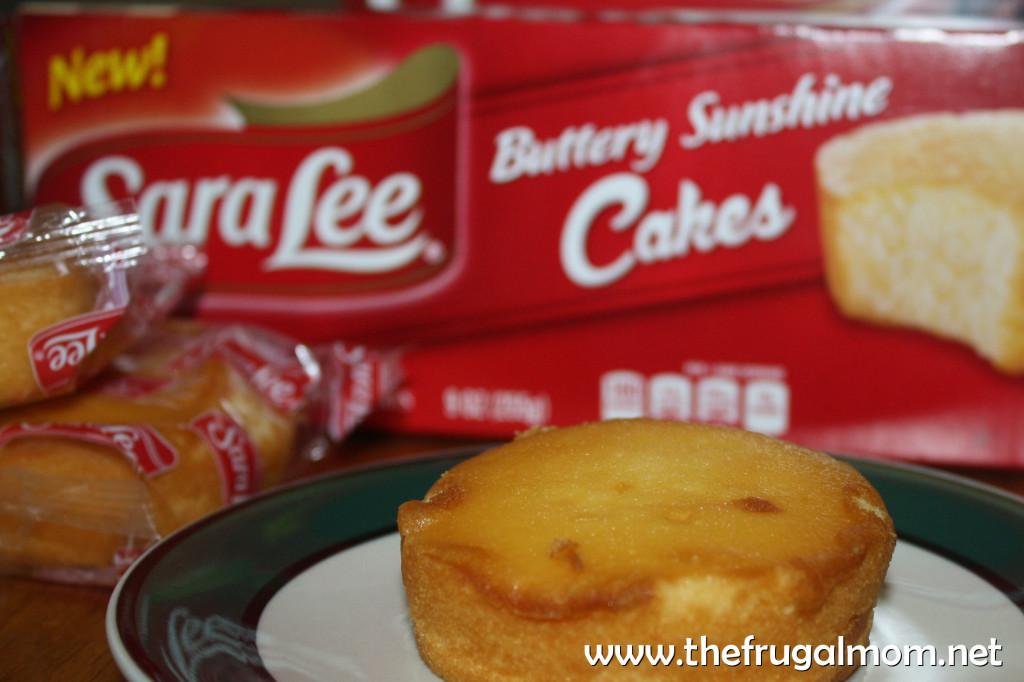 Sara Lee Snack Cakes Giveaway