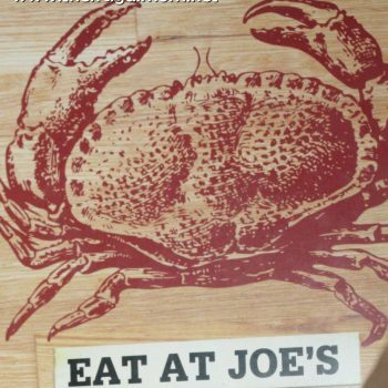 Check Out the Summer Menu at Joe's Crab Shack #letsgetcrackin