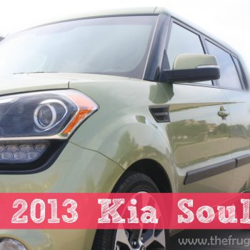 Let's Drive the 2013 Kia Soul!