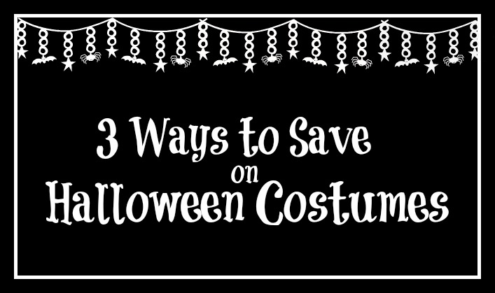 save on halloween costumes