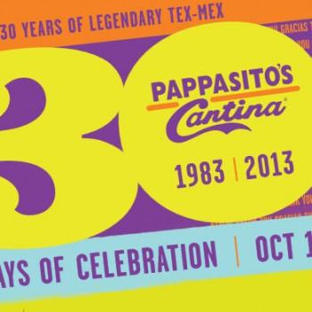 Pappasito's Cantina Celebrates 30 Years With Deals for All + $50 Giveaway