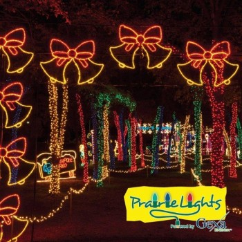 Visit Grand Prairie Lights Powered by Gexa Energy This Christmas + Giveaway