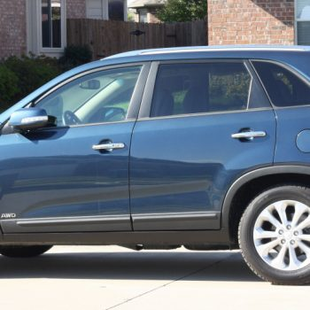 Take a Ride in the 2014 Kia Sorento