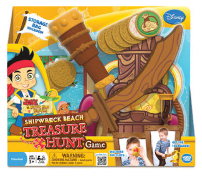 Jake and the Neverland Pirates Treasure