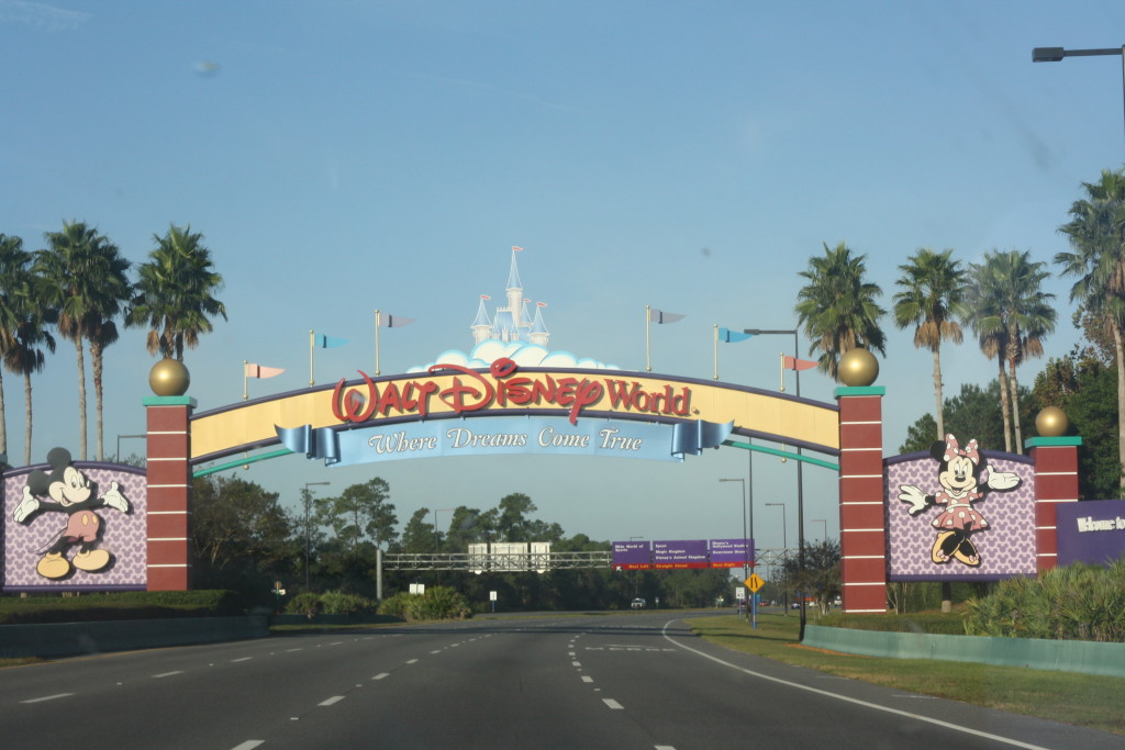 Disney World trip