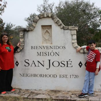 Visit Mission San Jose' in San Antonio Texas