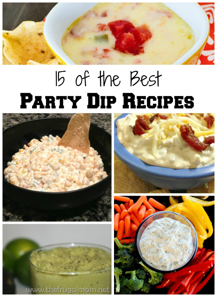 best party dip recipes