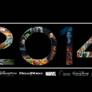 Take a Look at the Disney Movie List for 2014