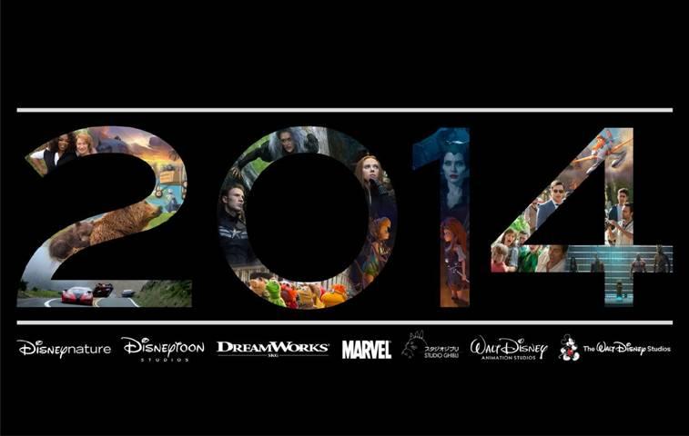 Disney Movies 2014
