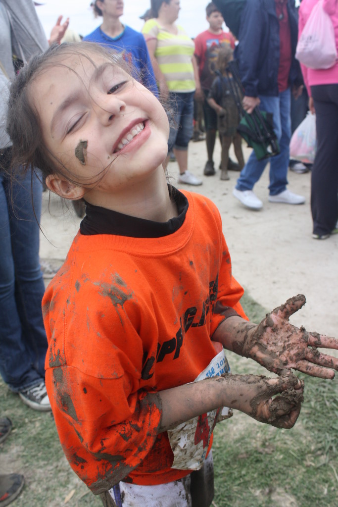 mud run for children