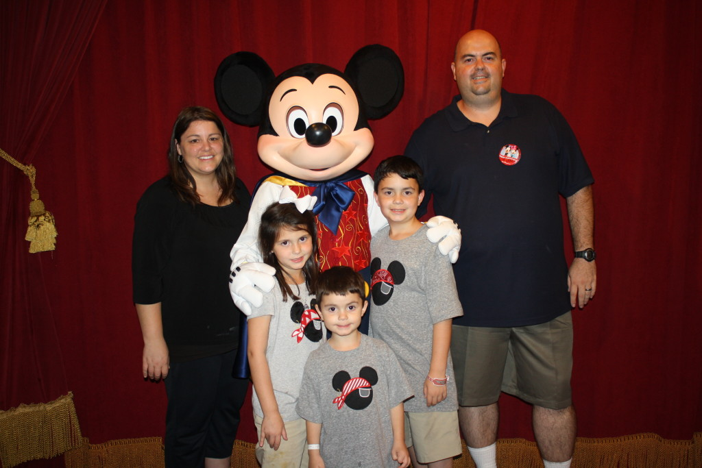 family fun at Disney World