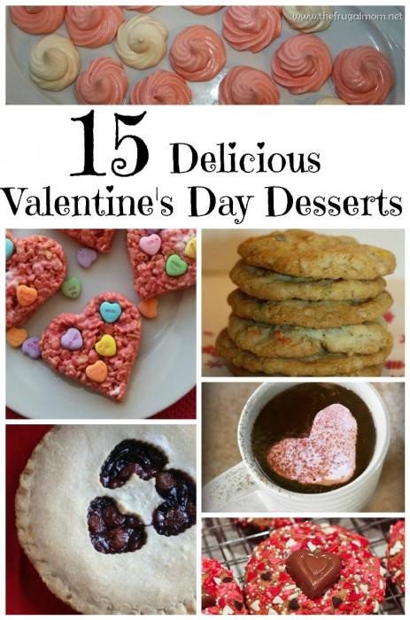 Valentines Day Desserts