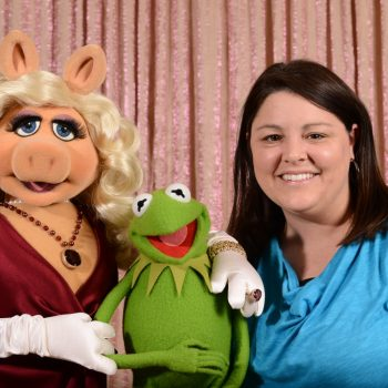 An Interview With Kermit, Miss Piggy and Constantine: Muppets Most Wanted
