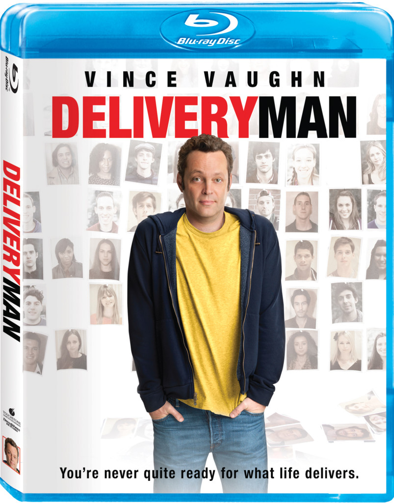 Delivery Man DVD