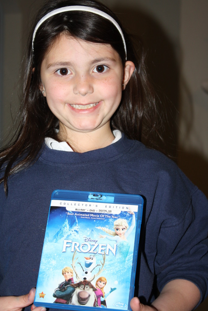 frozen dvd rebate