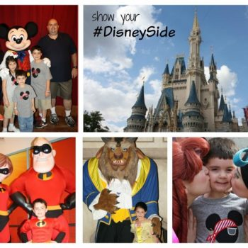 Have Some Fun With A #DisneySide Home Celebration