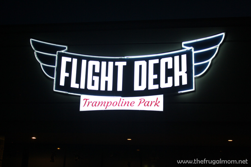 flight deck fort worth