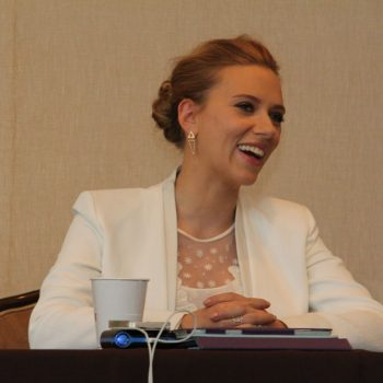 The Scarlett Johansson Interview You've Been Waiting For