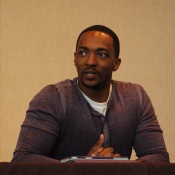Interview with Anthony Mackie: The Falcon in Captain America