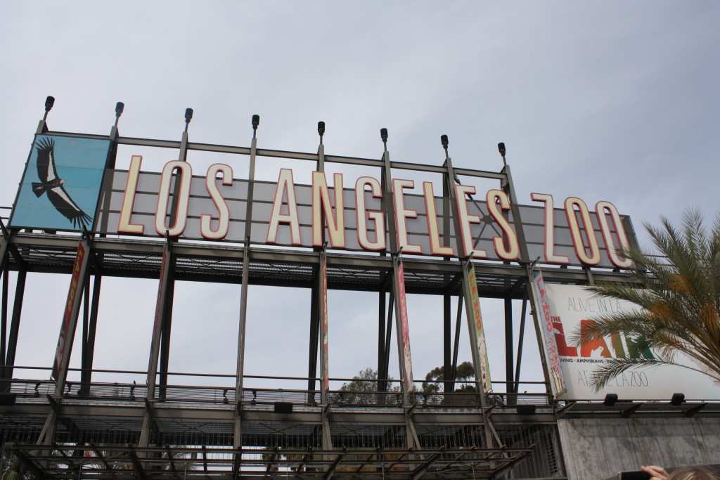 tour the los angeles zoo