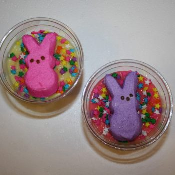 Try Peeps In Desserts This Easter