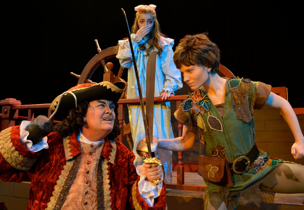 peter pan review