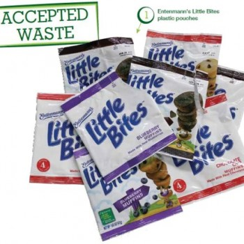 Earth Day Giveaway with Entenmann's Little Bites