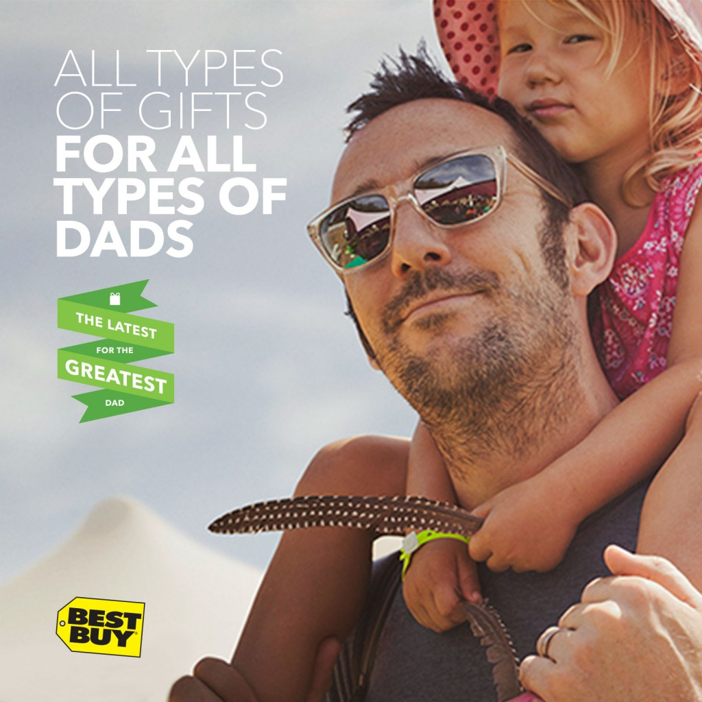 Gifts for Dad at Best Buy