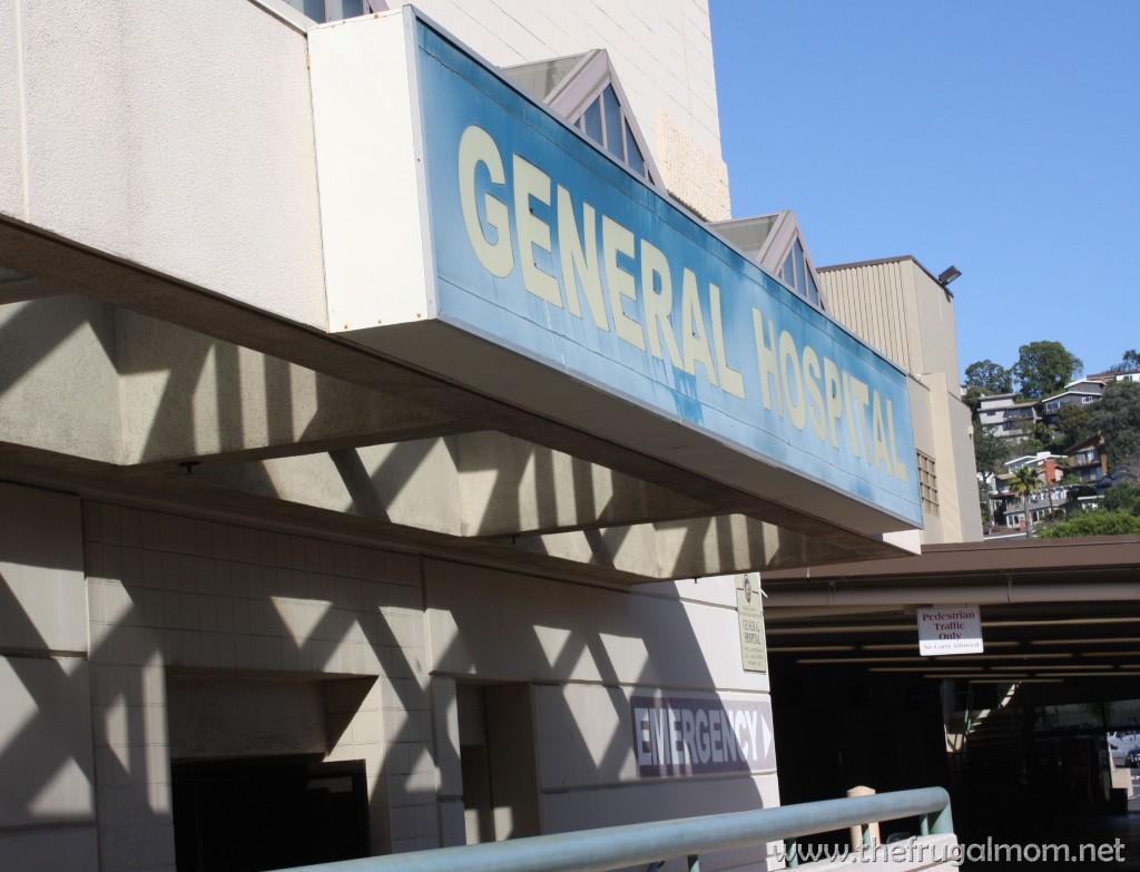 general hospital set