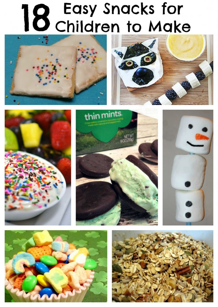 25 Easy Christmas Treats for Kids. Pin K. Share Email. Tweet. K Shares. .I've rounded up 25 of the most simple, creative, and fun ideas on Pinterest! Enjoy! My kids are gonna love me this year! 25 Christmas treats to make with your kids this Christmas! Reindeer Sandwiches by .