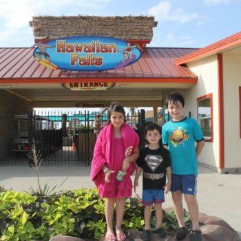 Summer Fun at Hawaiian Falls Mansfield