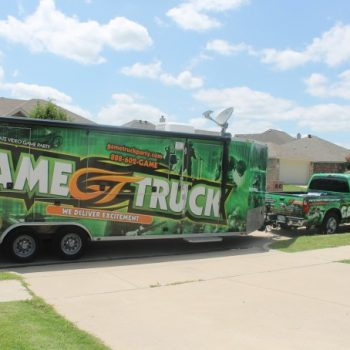 Be The Cool Mom With A Game Truck Party + Giveaway