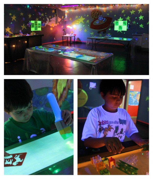 children's museum in joshua